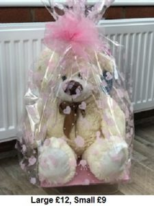 Teddy| Florists Widnes | Flowers by Carol