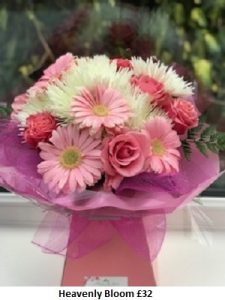 Heavenly Bloom| Florists Widnes | Flowers by Carol