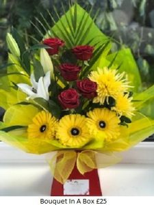 Florists St Helensl| Florists Widnes | Flowers by Carol