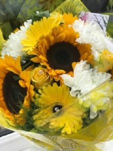 Sunflower Bouquets| Florists Widnes | Flowers by Carol